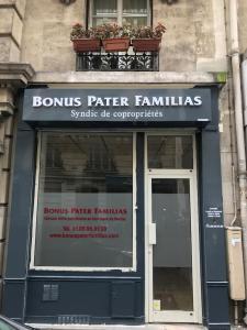 Bonus Pater Familias - Syndic de copropriétés - Paris