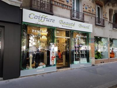 Coiffure Beauté Brasil - Coiffeur - Paris