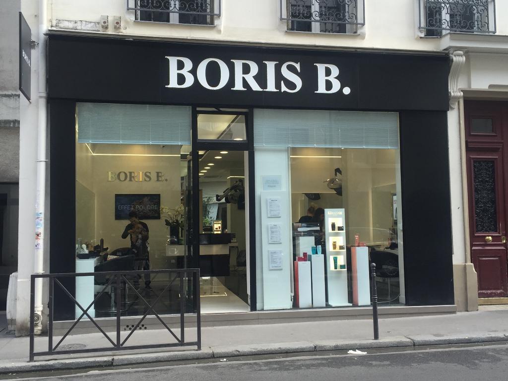 Boris B Paris Coiffeur Adresse Avis