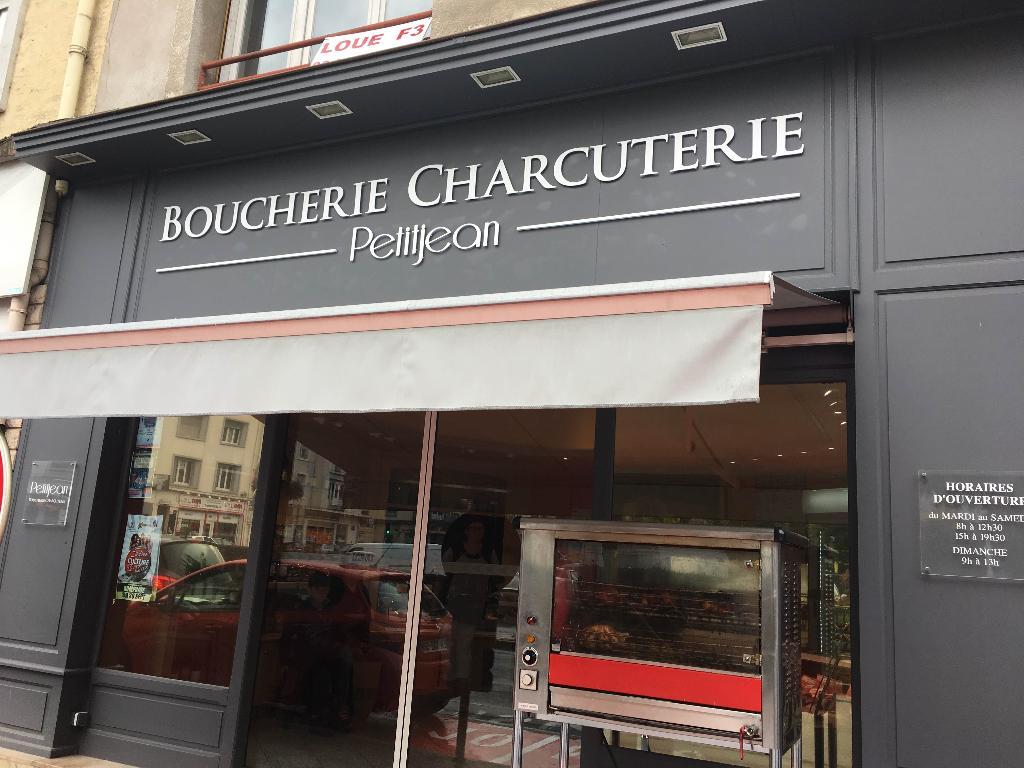 Boucherie Petitjean Charmes Boucherie Adresse