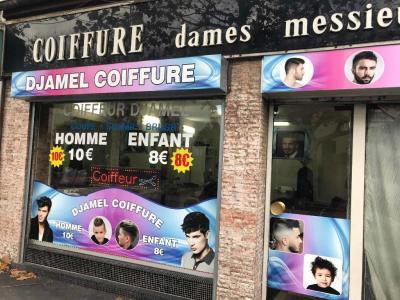 Boufris Abdelmalek - Coiffeur - Montreuil