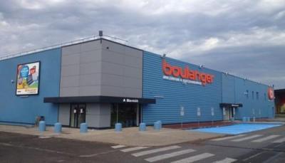 Boulanger - Vente de matériel et consommables informatiques - Niort