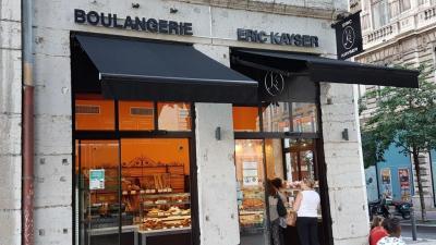 Boulangerie Eric Kayser - Restaurant - Lyon