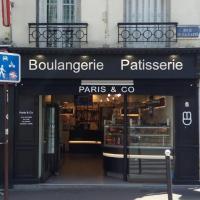Boulangerie Paris Et Co - PARIS