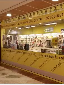 Bouquinerie Du Centre - Bouquiniste - Rennes