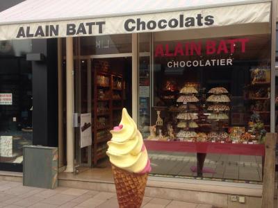 Alain Batt Cholatier - Chocolatier confiseur - Beaune