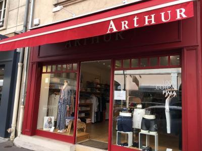 Arthur - Lingerie - Orléans