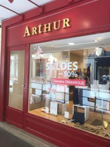 Boutique Arthur - Vêtements homme - Rouen