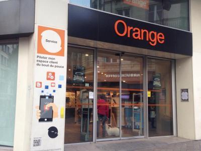 Boutique Orange - Vente de téléphonie - Nantes