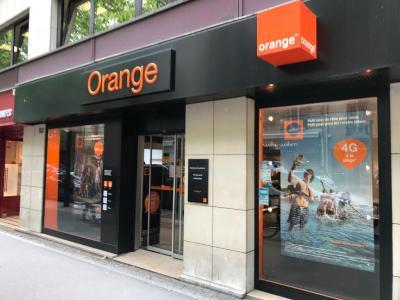 Orange (boutique) - Fournisseur d'accès Internet - Boulogne-Billancourt