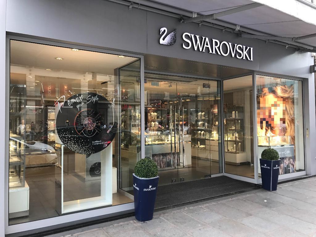 Boutique Swarovski Rivoli - Bijouterie à Paris 75001 (adresse)