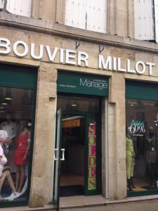 BOUVIER MILLOT Ets - Vêtements femme - Langres