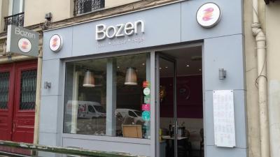 Bozen - Restaurant - Vincennes