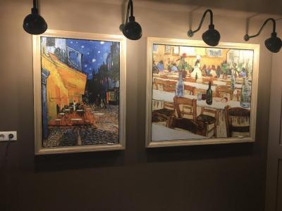 Brasserie Le Van Gogh SAS - Café bar - Lourdes