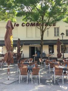 Brasserie du Commerce - Restaurant - Saint-Dizier
