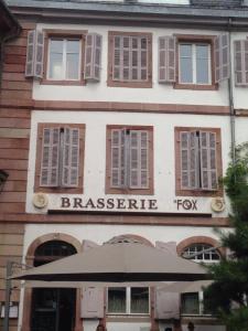 Brasserie Le Fox - Restaurant - Sélestat