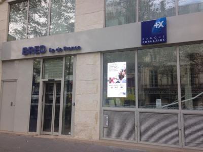 BRED Banque Populaire - Banque - Paris