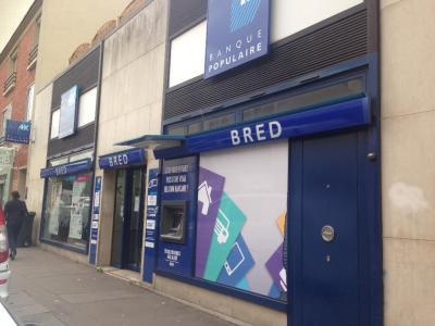 BRED Banque Populaire - Banque - Vincennes