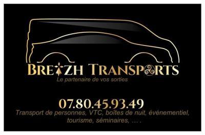 Breizh Transport Taxi VTC - Taxi - Dinan