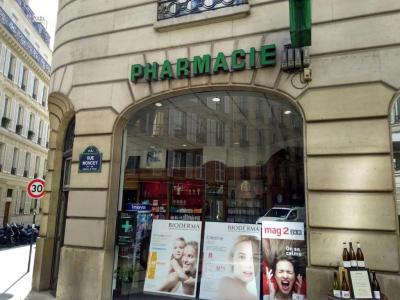 Brelet François - Pharmacie - Paris