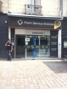 Point Service Mobiles - Réparation de téléphone portable - Nantes