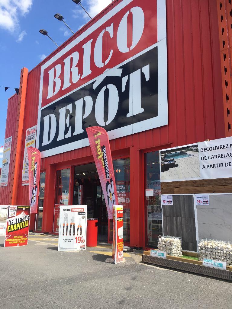 Brico Dépôt Saint Dizier - Bricolage, outillage (adresse, avis)