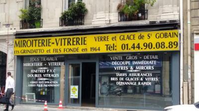 Bricorome - Fenêtres - Paris