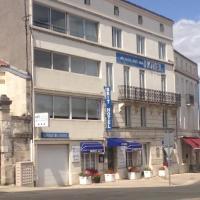 Brit Hôtel Bleu Nuit Franchisé Indépendant SARL - SAINTES