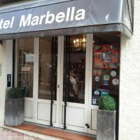 Brit Hôtel Hôtel Marbella BIARRITZ HOTEL MANAGEMENT - BHM - BIARRITZ
