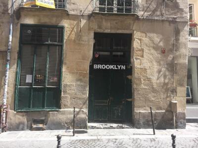 Brooklyn - Café bar - Paris