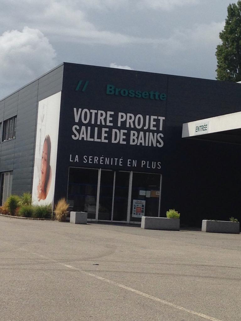 Brossette Saint Gregoire Equipements Salle De Bain