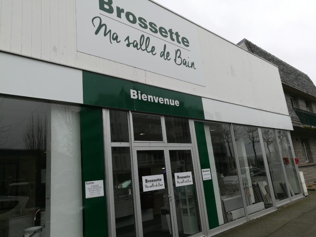 Brossette Saint Malo - Equipements salle de bain (adresse)