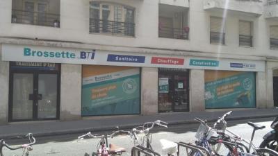 Brossette - Matériel de plomberie - Paris