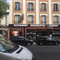 Brossolette Pizzeria - ASNIÈRES SUR SEINE