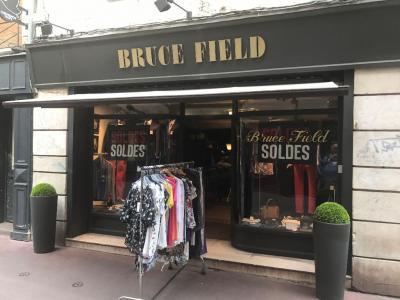 Bruce Field AGENCE PRODUITS TEXTILES APROTEX - Vêtements homme - Rouen