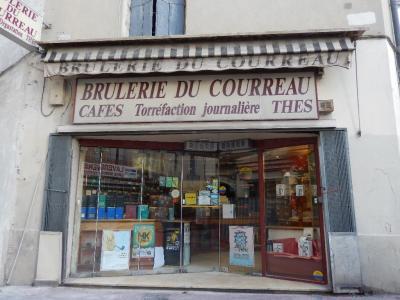 Brûlerie du Courreau - Torréfaction de café - Montpellier