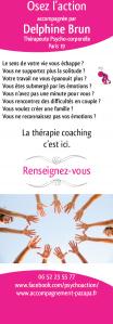 Delphine Brun - Psychothérapie - pratiques hors du cadre réglementé - Paris