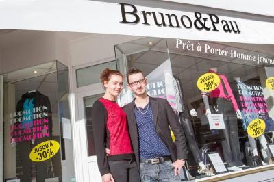 Bruno & Pau - Vêtements femme - Beauvais