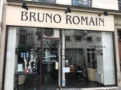Bruno Romain - Coiffeur - Paris