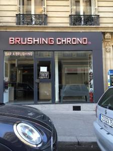 Brushing Chrono - Manucure - Paris