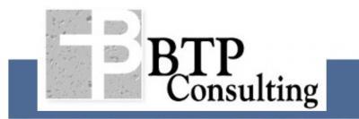 BTP Consulting - Bureau d'études - Boulogne-Billancourt