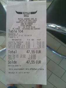 Buffalo Grill - Restaurant - Aubenas