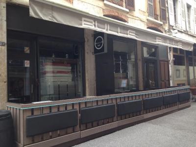 Bulle - Café bar - Vienne