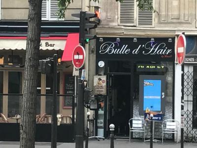 Bulle d'Hair - Coiffeur - Paris