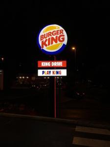 Burger King - Restaurant - Saint-Grégoire