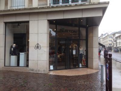 Burton - Vêtements homme - Rouen