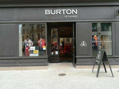 Burton Of London - Vêtements femme - Niort