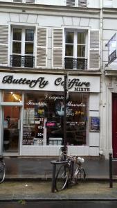 Butterfly Coiffure - Coiffeur - Paris