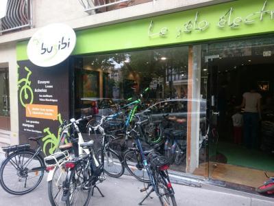 Buzibi - Vélos électriques - Paris