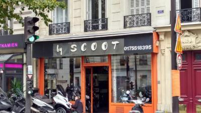 By Scoot - Vente et réparation de motos et scooters - Paris